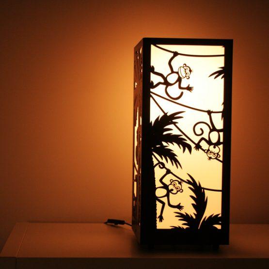 dekoracyjna lampa do dziecięcego pokoju